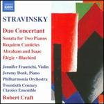 Stravinsky: Duo Concertant