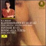 "Mozart: Klaviersonaten; Fantasie; Rondo ""Alla Turca"""