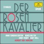 Strauss: Der Rosenkavalier - Agnes Baltsa (mezzo-soprano); Anna Tomowa-Sintow (soprano); Gottfried Hornik (bass); Heinz Zednik (tenor); Janet Perry (soprano); Karl Terhal (tenor); Kurt Moll (bass); Victor von Halem (bass); Vinson Cole (tenor); Vienna Philharmonic Orchestra