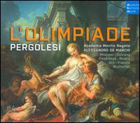 Pergolesi: L'Olimpiade - Alessandro de Marchi (harpsichord); Ann-Beth Solvang (mezzo-soprano); Jeffrey Francis (tenor);...