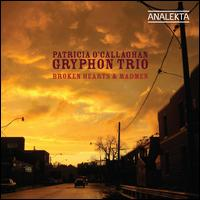 Broken Hearts and Madmen - Annalee Patipatanakoon (violin); Jamie Parker (piano); Patricia O'Callaghan (vocals); Roman Borys (cello)