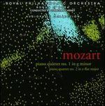 Mozart: Piano Quartet No. 1; Piano Quartet No. 2