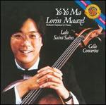 Lalo, Saint-Sadns: Cello Concertos