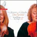 W.A. Mozart, M. Haydn: Duo Sonatas
