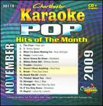 Chartbuster Karaoke: Pop/Urban Monthly November 2009