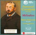 Emmanuel Chabrier: Melodies