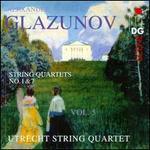 Glazunov: String Quartets, Vol. 5