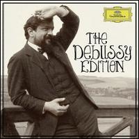 The Debussy Edition - Alfons Kontarsky (piano); Aloys Kontarsky (piano); Arturo Benedetti Michelangeli (piano); Augustin Dumay (violin);...