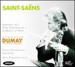 Saint-Sa�ns: Symphony No. 1; Cello Concerto No. 1; La Muse et la Poete