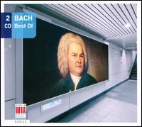 Best of Bach - Adele Stolte (piano); Arthur Eger (organ); Berliner Solisten; E. Power Biggs (organ); Eva Hassbecker (vocals);...