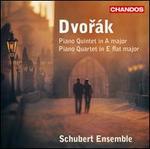 Dvor�k: Piano Quintet; Piano Quartet