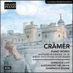 Cramer: Studio per il Pianoforte (84 �tudes in 4 books); Busoni: Eight �tudes after Cramer
