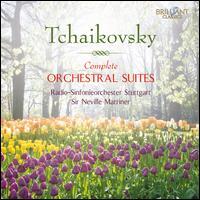 Tchaikovsky: Complete Orchestral Suites - Hans Kalafusz (violin); SWR Stuttgart Radio Symphony Orchestra; Neville Marriner (conductor)