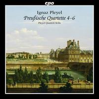 Ignaz Pleyel: Prussian Quartets, Nos. 4-6 - Pleyel Quartet K�ln