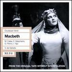 Giuseppe Verdi Macbeth