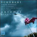 "Schubert: String Quartets Nos. 13 ""Rosamunde,"" 14 ""Death and the Maiden,"" & 15"