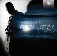 Nocturnes for Guitar - Giorgio Mirto (guitar)