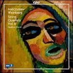 Mieczyslaw Weinberg: String Quartets, Vol. 6