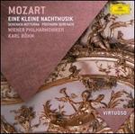 Mozart: Eine kleine Nachtmusik; Posthorn Serenade; Serenata notturna - Emil Maas (violin); Heinz Kirchner (viola); Horst Eichler (posthorn); James Galway (flute); Leon Spierer (violin); Lothar Koch (oboe); Rainer Zepperitz (double bass); Karl B�hm (conductor)