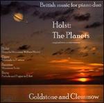 British Music for Piano Duo