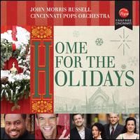 Home for the Holidays - Alma Russell; Brian Stokes Mitchell; Gabriel Pegis (violin); Julie Spangler (piano); Rodrick Dixon (tenor); Timothy Lees (violin); Winton Woods Varsity Ensemble; May Festival Chorus (choir, chorus); New York Voices (choir, chorus)
