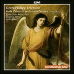 Telemann: Cantatas Volume 2 (Gott Zebaoth in Deinem Namen) (Veronika Winter/ Lena Susanne Norin/ Rheinische Kantorei/ Das Kleine Konzert/ Hermann Max) (Cpo: 777261-2)