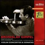 Violin Concertos & Sonatas