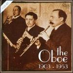 The Oboe: 1903-1953