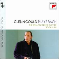 Glenn Gould Plays Bach: The Well Tempered Clavier Books I & II - Glenn Gould (piano)