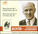 Richter plays Tchaikovsky & Rachmaninov