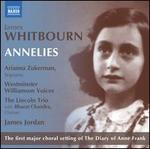 Whitbourn: Annelies (Westminster William Voices, Lincoln Trio) (Naxos: 8573070)