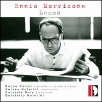 Ennio Morricone: Lemma - Andrea Noferini (cello); Gabriele Rota (piano); Quartetto Noferini; Rocco Parisi (clarinet); Rocco Parisi (clarinet);...