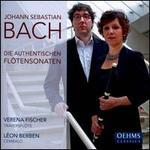Bach: Die authentischen Fl�tensonaten