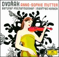 Dvor�k: Violin Concerto [Limited Edition] - Anne-Sophie Mutter (violin); Ayami Ikeba (piano); Berlin Philharmonic Orchestra; Manfred Honeck (conductor)