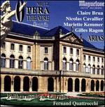 Claire Brua, Nicolas Cavallier, Mariette Kemmer, Gilles Ragon: Arias