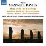 Peter Maxwell Davies: Suites