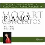 Mozart: Piano Concertos Nos.22 & 24
