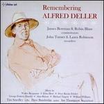 Remembering Alfred Deller