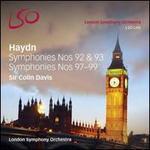 Haydn: Symphonies Nos. 92 & 93; Symphonies Nos. 97 - 99