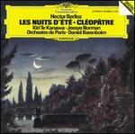 Berlioz: Nuits d'�t�; Cl�op�tre