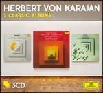 Herbert von Karajan: 3 Classic Albums - Schoenberg, Alban Berg, Webern