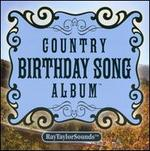 Country Birthday Song Album