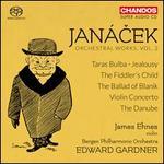 Janacek: Orchestral Works Vol. 2 [Susanna Andersson; James Ehnes; Melina Mandozzi; Bergen Philharmonic Orchestra; Edward Gardner] [Chandos: Chsa 5156]