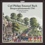 Bach: Burgerkapitansmusik 1780