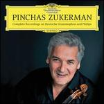 Zukerman: Complete Recordings on Deutsche Grammoph