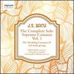 J.S. Bach: the Solo Soprano Cantatas, Vol. 1