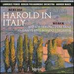 Berlioz: Harold in Italy [Lawrence Power; Bergen Philharmonic Orchestra; Andrew Manze] [Hyperion: Cda68193]