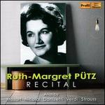 Ruth-Margret Puetz: Recital