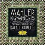 Mahler: 10 Symphonies [10 Cd + Blu-Ray Audio]