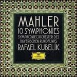 Mahler: 10 Symphonies [10CD/Blu-Ray Audio]
